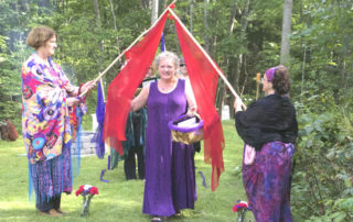 Maine Shamanic Ceremony